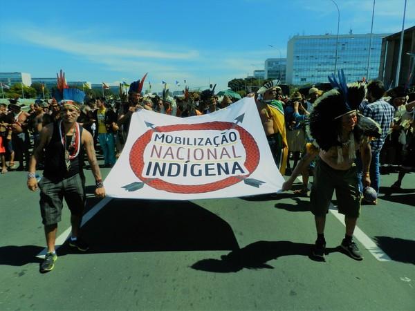 Defesa dos Direitos Indígenas